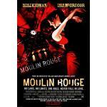 Poster Moulin Rouge Movie 70 X 45 cm