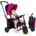 Poussette Tricycle rose SmarTrike