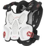 Protection Alpinestars A-1 White / Black / Red Xl/xxl