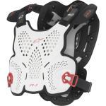 Protection Alpinestars A-1 White / Black / Red Xl/xxl