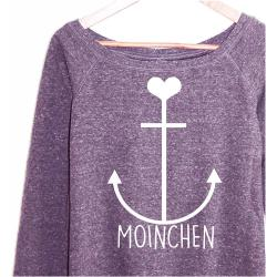Pull Ancre Pull Hipster Marin Vintage Coeur