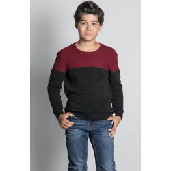 PULL BROOK - Couleur - Black, Taille - 10