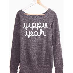 Pull Yippie Points Triangle Hipster Vintage