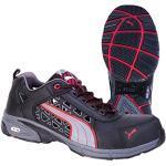 Puma 642450.41 Stream Red Chaussures de sécurité Low S1P HRO SRA Taille 41