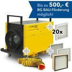 Purificateur d'air TAC 6500 + Filtres peinture