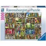 Puzzle 1000 p - Bibliothèque magique / Colin Thompson