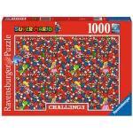 Puzzle 1000 p - Super Mario (Challenge Puzzle)