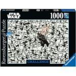 Puzzle 1000 pièces - star wars (challenge puzzle)