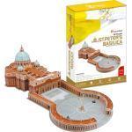 Puzzle 144 Pièces Puzzle 3d - Basilique Saint-Pierre De Rome
