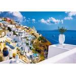 Puzzle 1500 Pièces : Santorin, Grèce