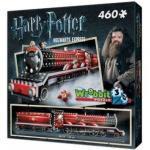 Puzzle 3d Harry Potter - Poudlard Express 460 Pièces