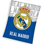 Real Madrid Couverture, Multicolore, 130x160 cm