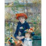 Reproduction Renoir, Huile Sur Toile, 100% Fait Main