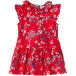 Robes Petit Bateau rouges pour fille