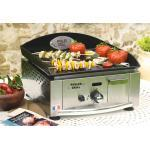 Roller Grill Plancha PL 400 G Gaz Simple 2750W Emaillee - PL 400 G