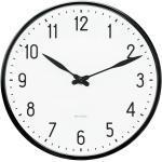 Rosendahl - Horloge murale AJ Station, Ø 21 cm