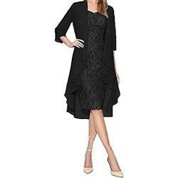 Robes de demoiselle d'honneur noires à manches longues maxi à manches longues à épaules dénudées plus size look vintage pour femme