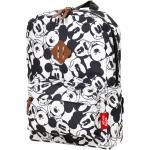 Sac à dos Mickey My Little Bag 34 cm Noir et Blanc rose