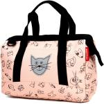 Sac cabine Reisenthel Allrounder Kids XS 27 cm Cat and dogs rose