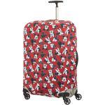 Samsonite Global Travel Accessories Disney - Housse de Valise en Lycra L, Rouge (Mickey/Minnie Red)