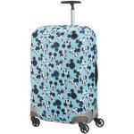 Samsonite Global Travel Accessories Disney - Housse de Valise en Lycra M, Bleu (Mickey/Minnie Blue)