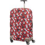 Samsonite Global Travel Accessories Disney - Housse de Valise en Lycra M, Rouge (Mickey/Minnie Red)