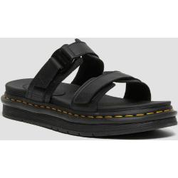Sandales Claquettes Chilton En Cuir