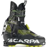SCARPA Alien 1.0 /noir jaune 27 cm Chaussures Randonnée Ski Ski Black Yellow
