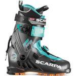 Scarpa F1 Womens Anthracite/Pagoda Blue 240 (B-Stock) #930384 (Déballé) #930384