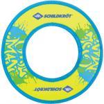 Schildkröt Fun Sports - Neopren Ring - blau / gelb