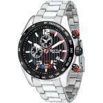 SECTOR Hommes Chronographe Quartz Montre avec Bracelet en Acier Inoxydable R3273794009