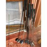 Série De Golf Inesis + Ping + Callaway