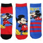 Set 3 paires de chaussettes Mickey Mouse 27-30