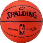 Spalding NBA Gameball / 3001510010317 Ballon de basket Orange Taille 7