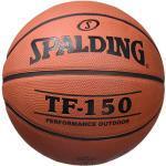 Spalding Tf150 Basketball Unisex-Adult, Orange, 6