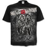 Spiral Direct - Tshirt manche courte - Sons of Anarchy - Noir taille M