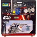 Star Wars Model Set Snowspeeder Maquette A Construire. A Coller Et A Peindre. Avec Accessoires-Revell