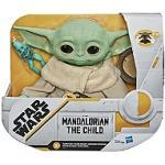 Star Wars The Mandalorian - Figurine Peluche Electronique The Child Bébé Yoda De 20 Cm - Star Wars