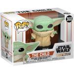Star Wars - The Mandalorian - L'Enfant - Funko Pop Figurines n°368 - Funko Pop Figurines - pour unisex - multicolored