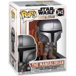 Star Wars - The Mandalorian - The Mandalorian - Funko Pop Figurines n°345 - Funko Pop Figurines - pour unisex - multicolored