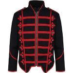 Vêtements Ro Rox rouges look emo pour homme