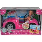 Steffi Love voiture cabriolet