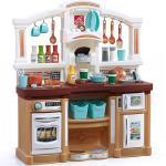 Step2 Cuisine pour Enfant en Plastique Son et Lumière + Dinette Fun Kitchen - 488599