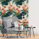 Sticker papier peint tropical Sagua