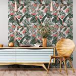 Sticker papier peint tropical Teresina