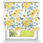 Linge de maison multicolore à motif fleurs style campagne