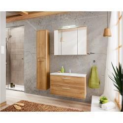 Stylefy Roseland I Ensemble de salle de bain Chene