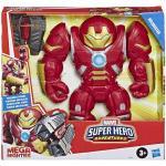 Super Hero Adventures Playskool Heroes Marvel Super Hero Adventures Mega Mighties - Figurine Hulkbuster - 30 Cm - Jouet Enfants