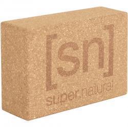 super.natural - Karana Block - Bloc de yoga - One Size - cork