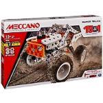 Super Truck - 15 Modeles Meccano